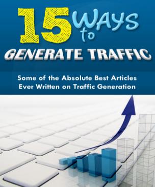 15 cara jana trafik blog
