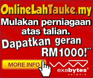 OnlineLahTauke! Bring Your Business Online!