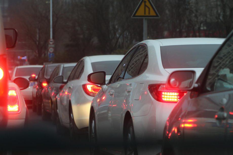 Trafik Jammed