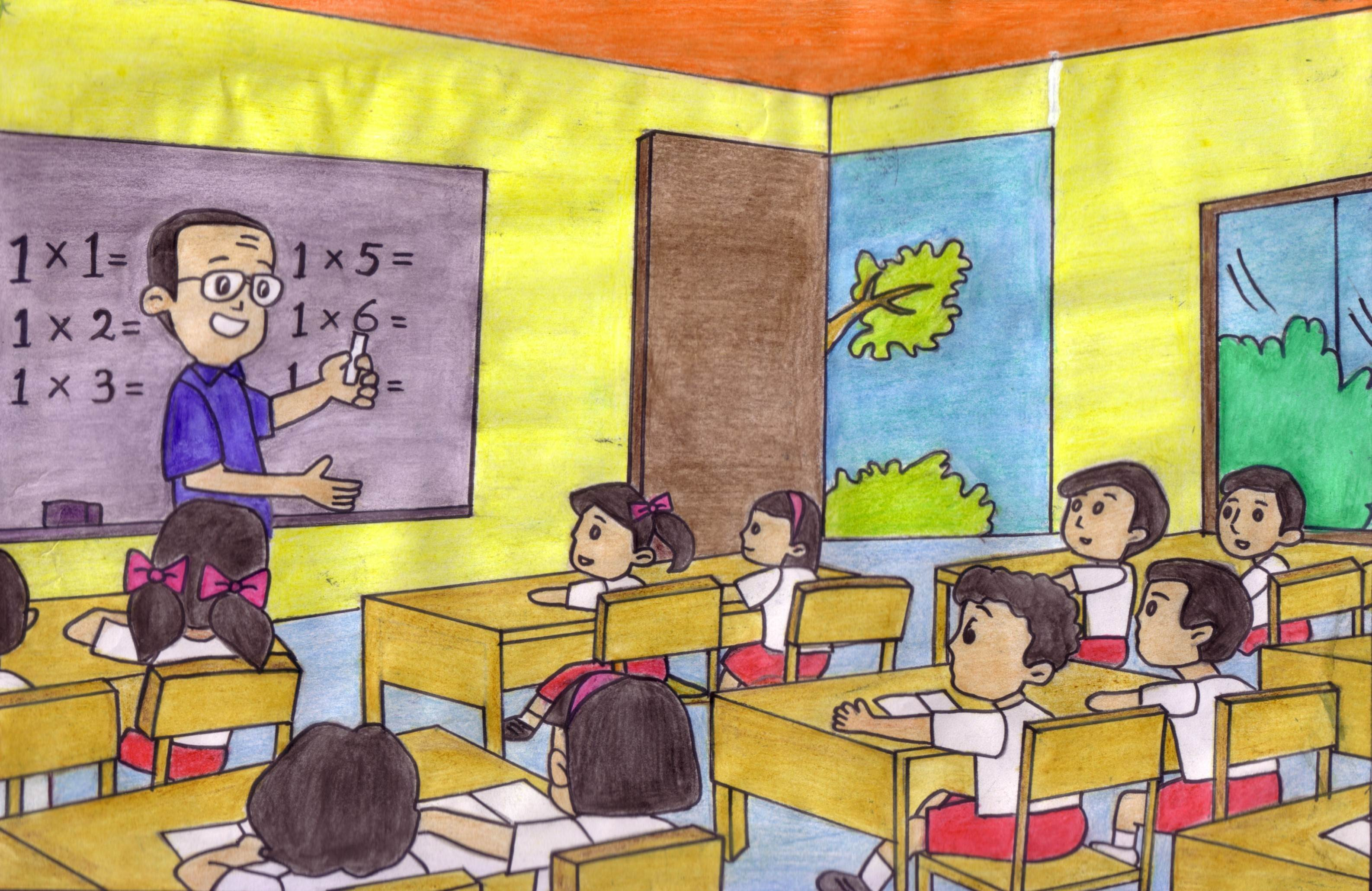 Beginikah sikap guru patut dicontohi?