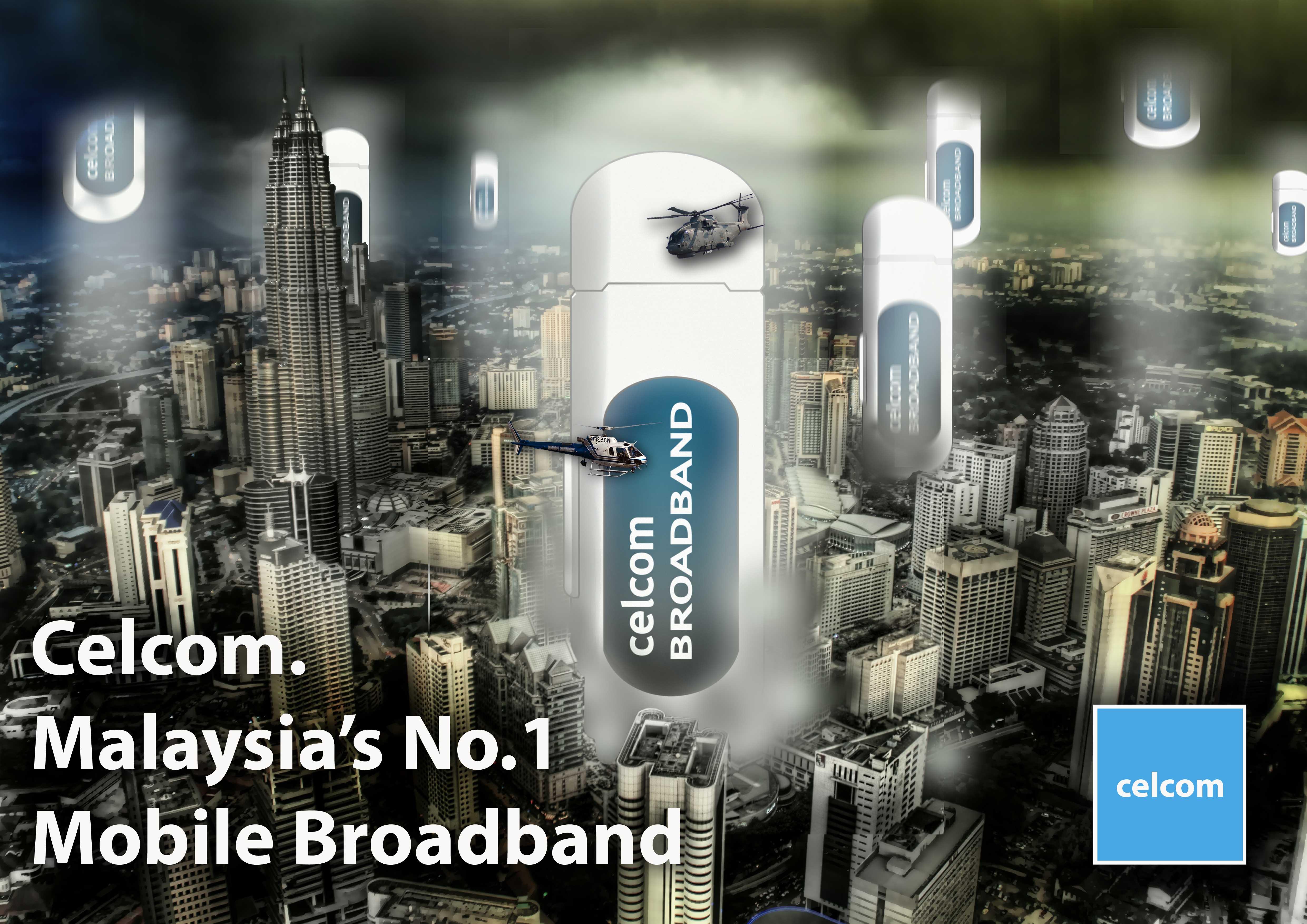 Broadband SKMM celcom sim prepaid (pengalaman pengguna)