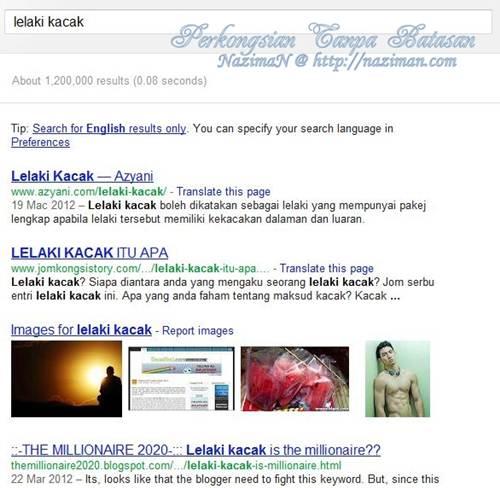 Rahsia SEO google terbesar baru di temui