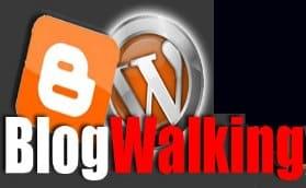 Blogwalking dan Komen Blog cara yang betul