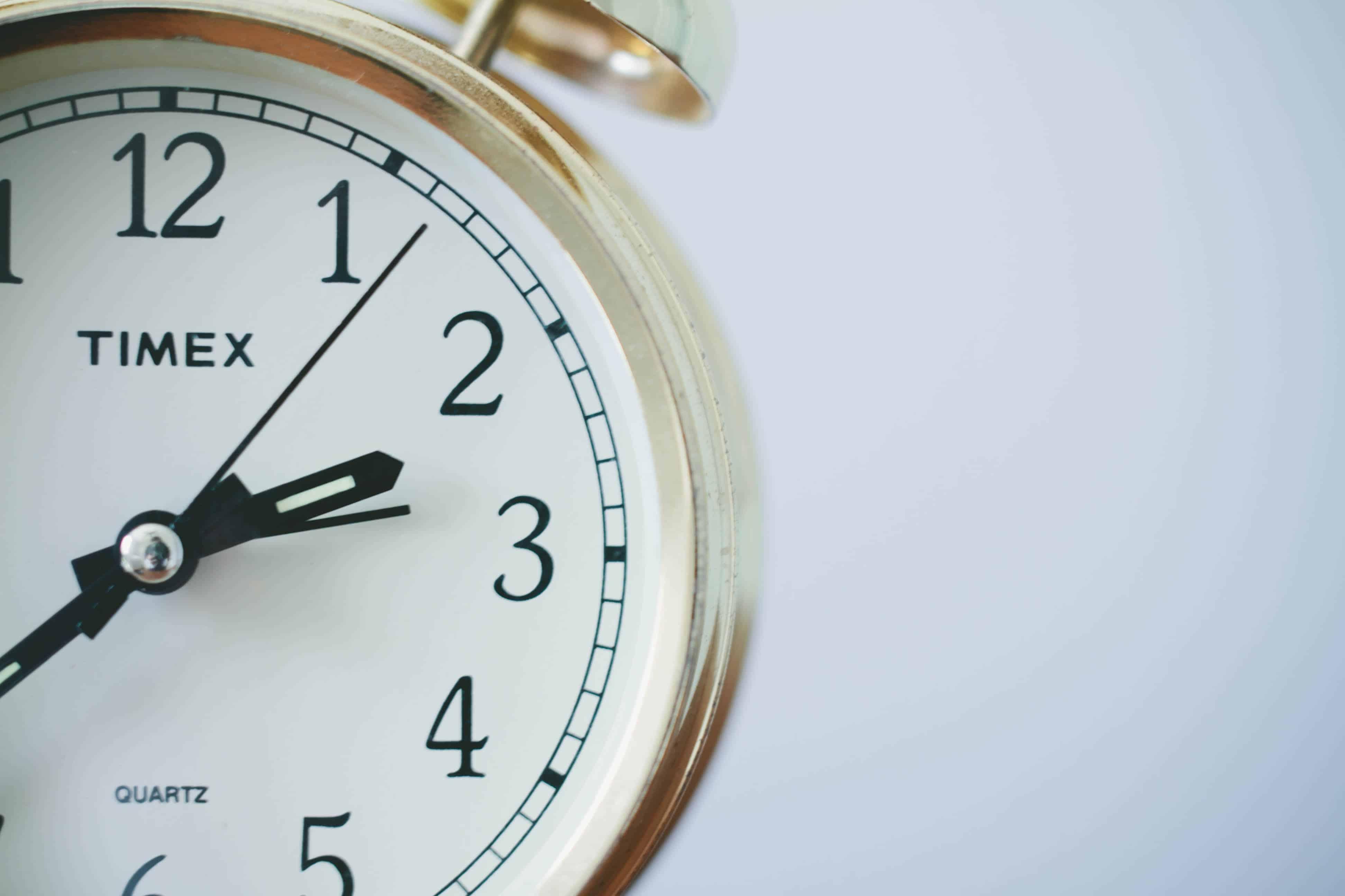 Masa bukan Emas. Masa Berharga daripada Emas