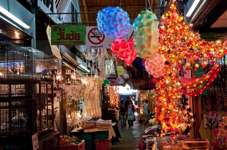 Tempat Percutian Menarik di Bangkok - Chatuchak Market