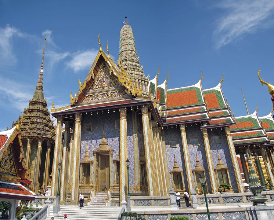 Tempat Percutian Menarik di Bangkok - Grand Palace