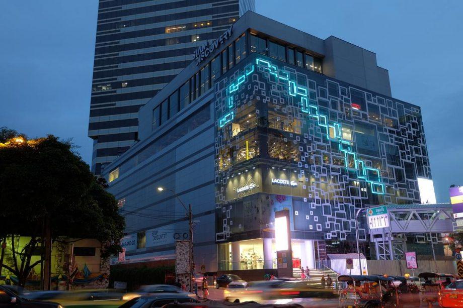 Tempat Percutian Menarik di Bangkok - Siam Paragon - Siam Discovery - Siam Center