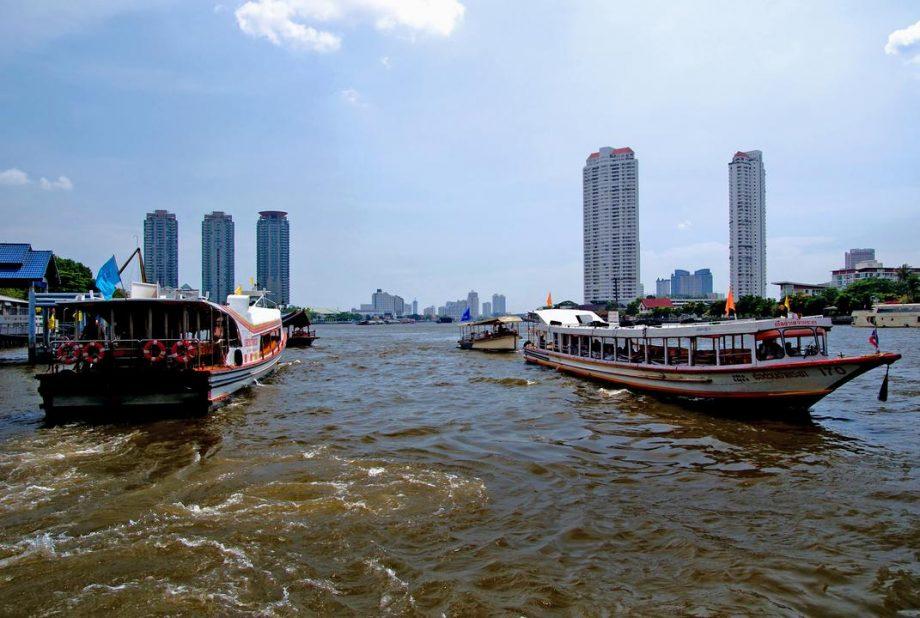 Tempat Percutian Menarik di Bangkok - Sungai Chao Phraya