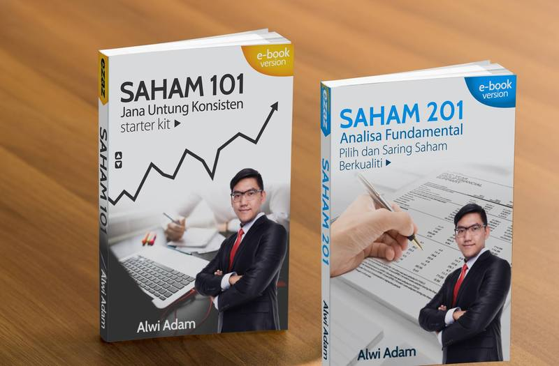 eBook Saham Alwi Adam Combo
