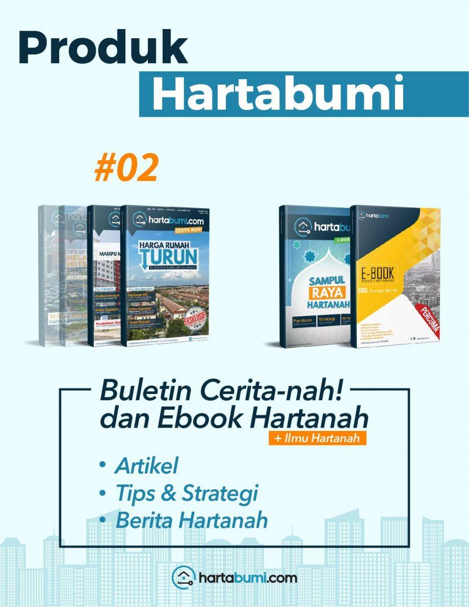 eBook dan Buletin - Produk Hartabumi Hartanah Malaysia