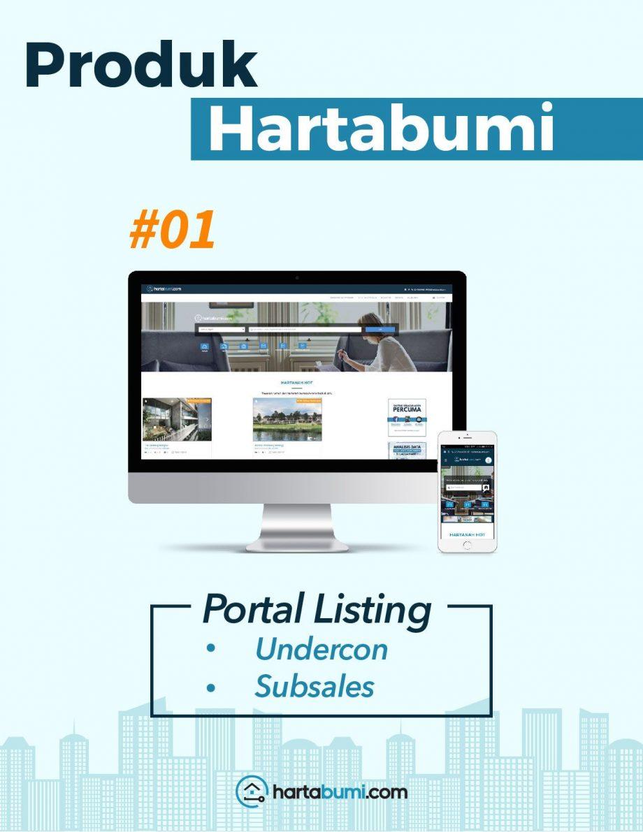 Portal Listing - Produk Hartabumi Hartanah Malaysia